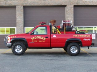 Mooers Fire Department